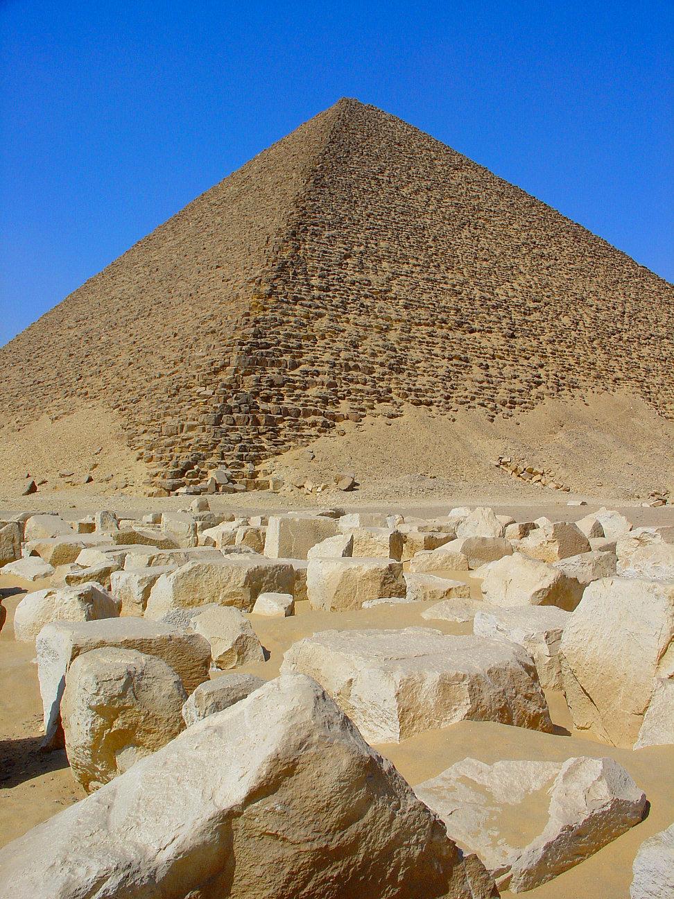 Snefru's Red Pyramid